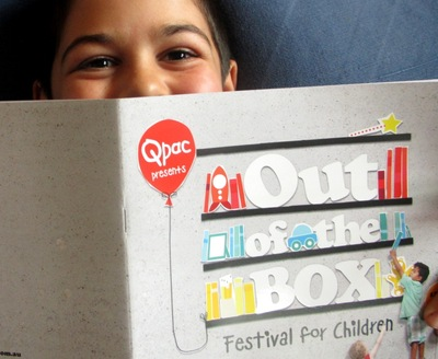 out of the box photo by michelle macfarlane