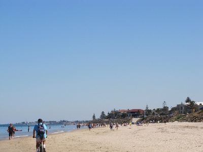 Somerton Park Beach