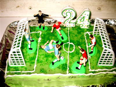 3 Great Soccer Cake Ideas