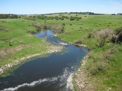 The Hopkins River