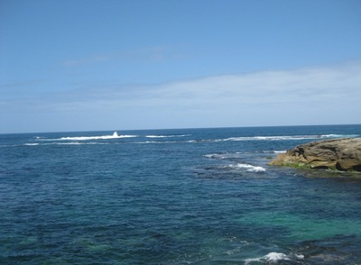 The Warrnambool Breakwater Surfside