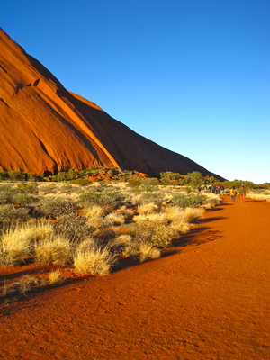 Uluru Sunrise Base Walk (c) JP Mundy