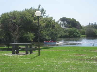 Lake Pertobe Adventure Playground