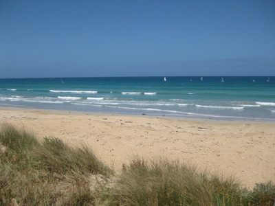 The Warrnambool Beach