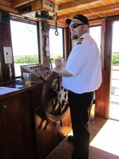 The Captain Proud Paddle Boat Cruise