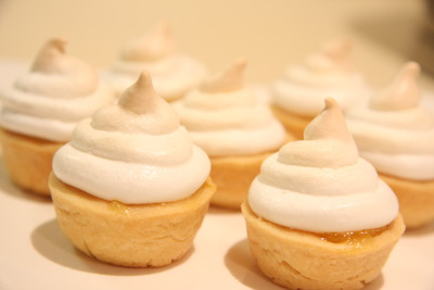 Mini Lemon Meringue Pies - Melbourne