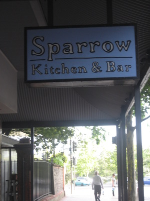 Sparrow Kitchen & Bar