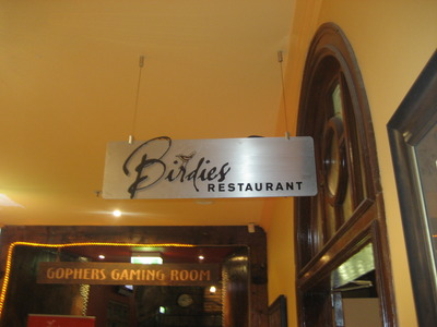 Birdies Restaurant