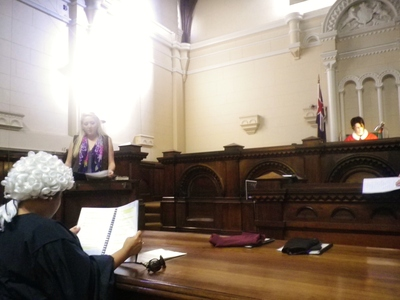 The Ned Kelly Trial