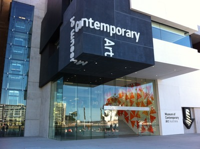 Museum Of Contemporary Art Sydney By Wendy