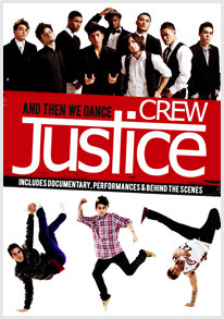 Justice Crew And We Danced DVD