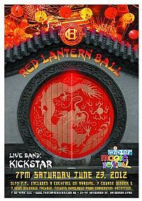 Promo for the Red Lantern Ball
