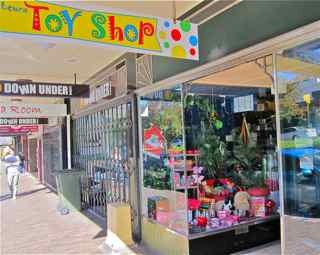 Leura Toy Shop