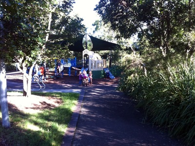 Little Manly Point Park & Playground