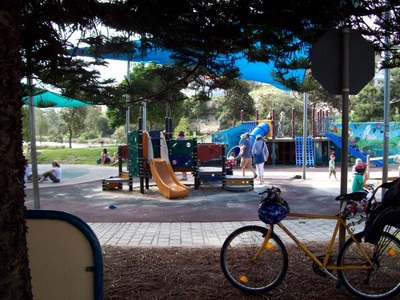 Manly Lagoon Reserve & Playground