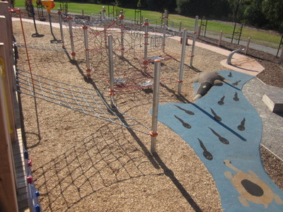 Rope Climbing Frames