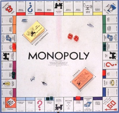 Monopoly-Board Game