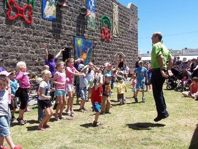 Moyneyana Festival Free Kids Entertainment