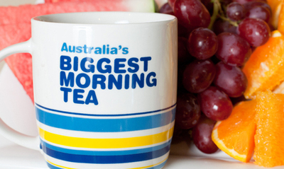 Australia's Biggest MorningTea Cup