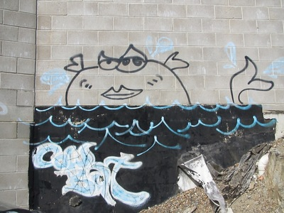 West End Street Art photo by West End Girl