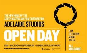 Open Day at the Adelaide Studios