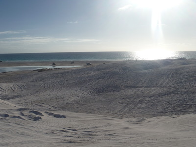 Sunset, Wedge, Island, Indian, Ocean, Lancelin