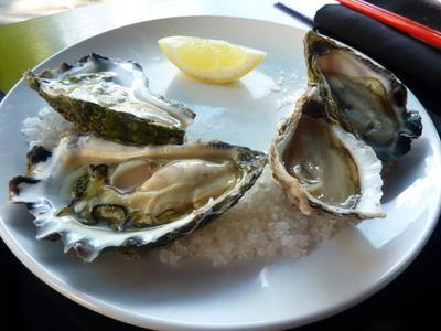 Two kinds of Oysters