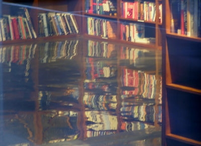 Book Store Reflections