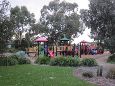 Overall View of Playground