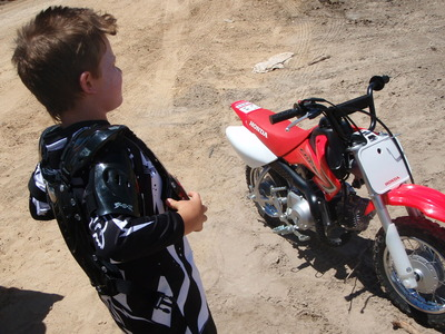 How to Start Motorcycle Riding for Kids?
