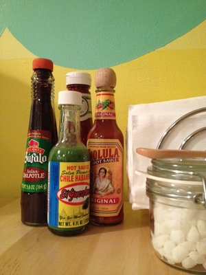 Pearl's Diner - Sauces