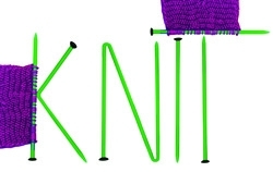 Most people knitting attempt