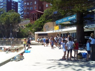 The Manly Slsc