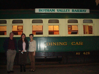 Historic Hotham Valley Dining Train