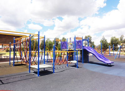 Nautical Circuit Park Playground