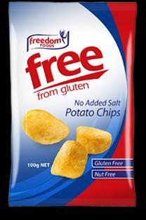 Potato Chips Freedom Foods