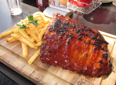 Ribs and Rumps Restaurant