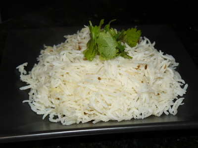 how to cook fluffy brown rice