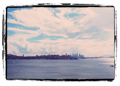 View from Rose Bay