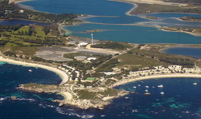 Rottnest by Mark, Wikipedia