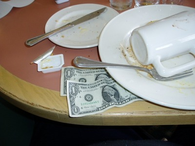 Tipping in Australia