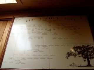 O'Reilly's Family Tree