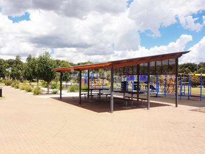 Nautical Circuit Park Shelter