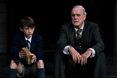 Troye Sivan and John Cleese
