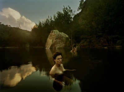 Tamara Dean, Ladies of the Canyon #1, Photography - pure pigment print on cotton rag, Image Size: 76 x 102