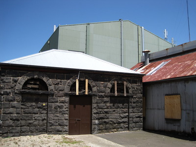 Old Morgue, Williamstown (c) JP Mundy