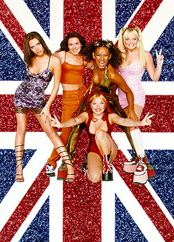 Spice World movie poster