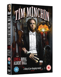 Image Courtesy of the Tim Minchin Website