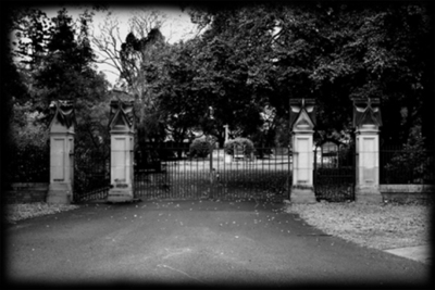Toowong Cemetery Entrance