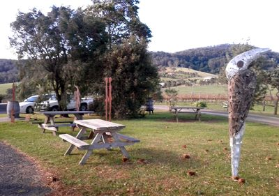 Two Figs Winery Artworks